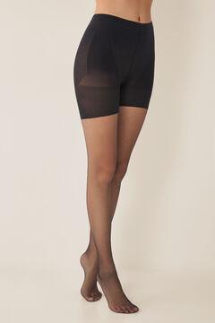 Womensecret Моделирующие колготки 20 DEN черный