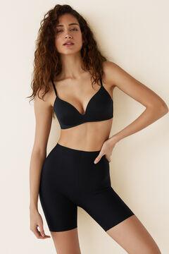 Womensecret корректирующие терморегуляторные брюки черный