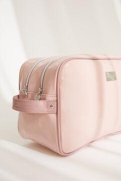 Womensecret Большая квадратная косметичка розового цвета розовый