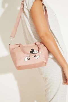 Womensecret Большая сумка «Микки Маус» розовый