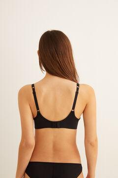Womensecret Underwired bra черный