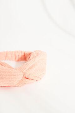 Womensecret  Оранжевая повязка-тюрбан красный