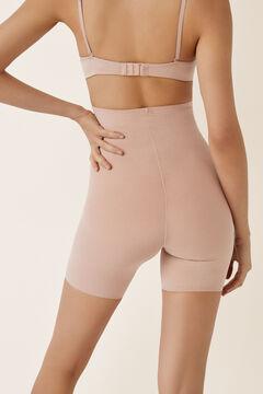 Womensecret Форменные брюки из тюля бежевый