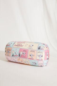 Womensecret Прямоугольная разноцветная подушка «Снупи» цветной