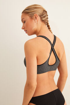 Womensecret Sports bra серый