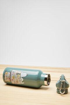 Womensecret Бутылка для воды «Снупи» зеленый