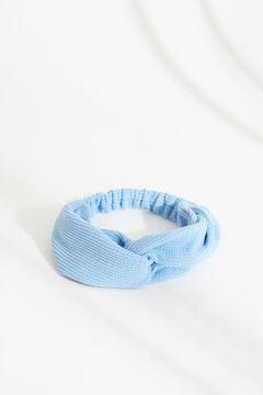 Womensecret  Синяя повязка-тюрбан голубой