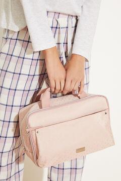 Womensecret Большая розовая косметичка розовый