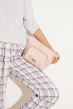 Womensecret Розовая косметичка среднего размера розовый
