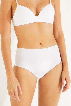 Womensecret 2 High waist panties белый