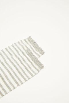 Womensecret High cut socks серый