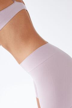 Womensecret Бесшовные шорты cирень фуксии розовый