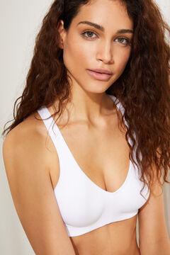 Womensecret Sports bra белый