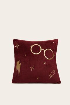 Womensecret Бордовая подушка «Гарри Поттер» цветной