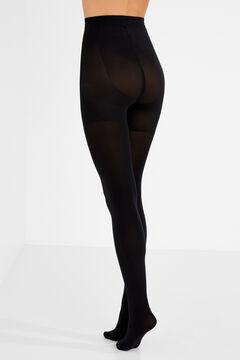 Womensecret Моделирующие колготки 90 DEN черный