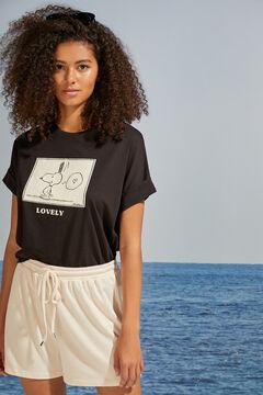 Womensecret Бежевые шорты бежевый