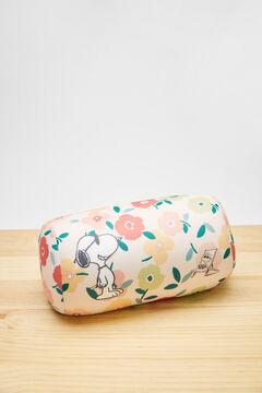 Womensecret Подушка для шеи «Снупи» с цветами цветной