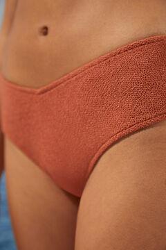 Womensecret Трусики-бикини бразилиана красный