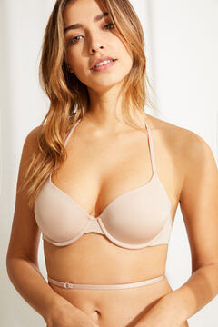 Womensecret Multi-way bra бежевый